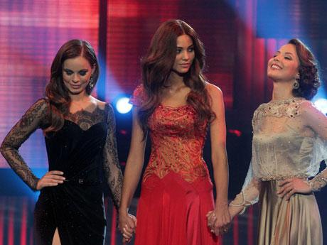 Camila Recabarren es la nueva Miss Chile
