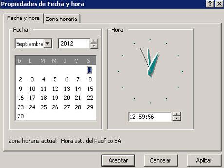 Windows XP - патч для перехода на зимнее время.