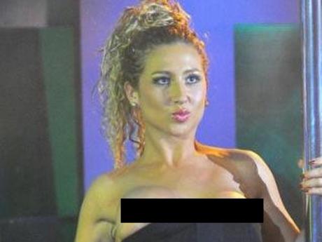 moreno public porn