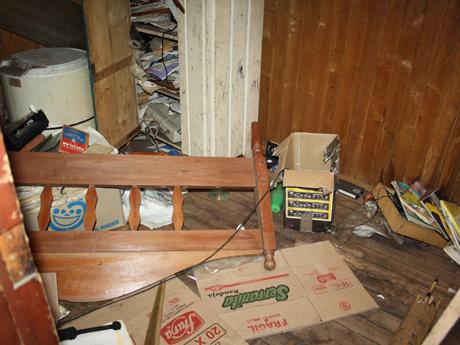 Destrucción de la casa de la madre de Millaray Wichalaf por parte de la PDI | S. Silva