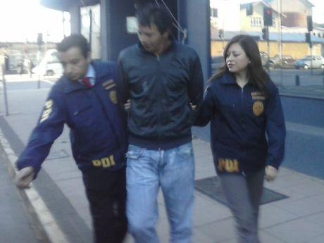 : un hombre fue detenido acusado de abusar de su hijastra de 13 años