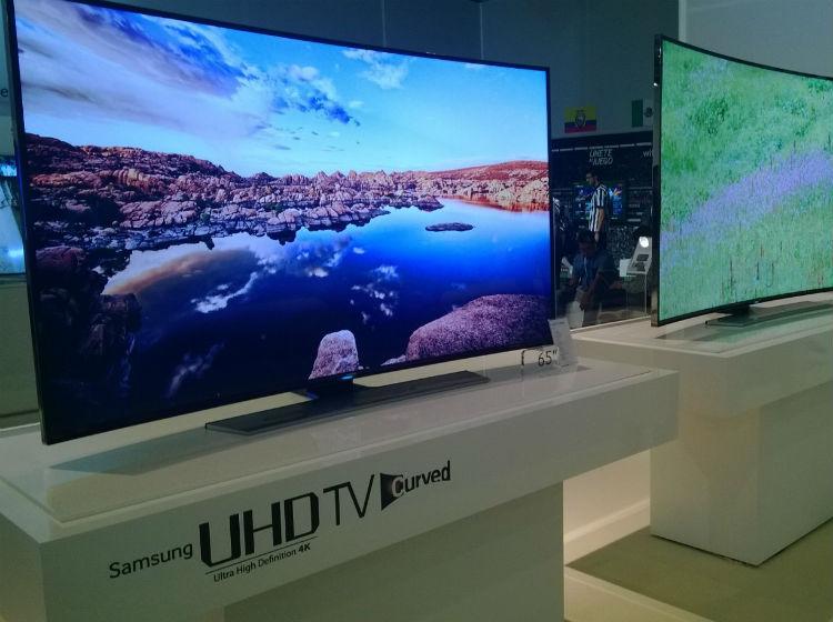 Nueva TV de Samsung grabará los goles (mundial)