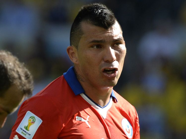 Not only Osvaldo, but Medel is also coming